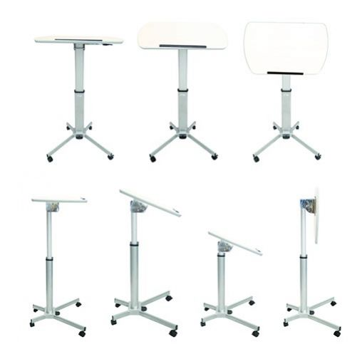 Height Adjustable Lectern/ Desk