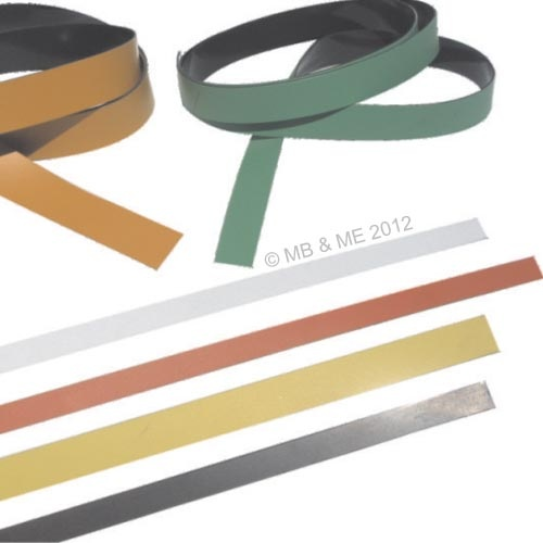 Coloured lining tape for whiteboards