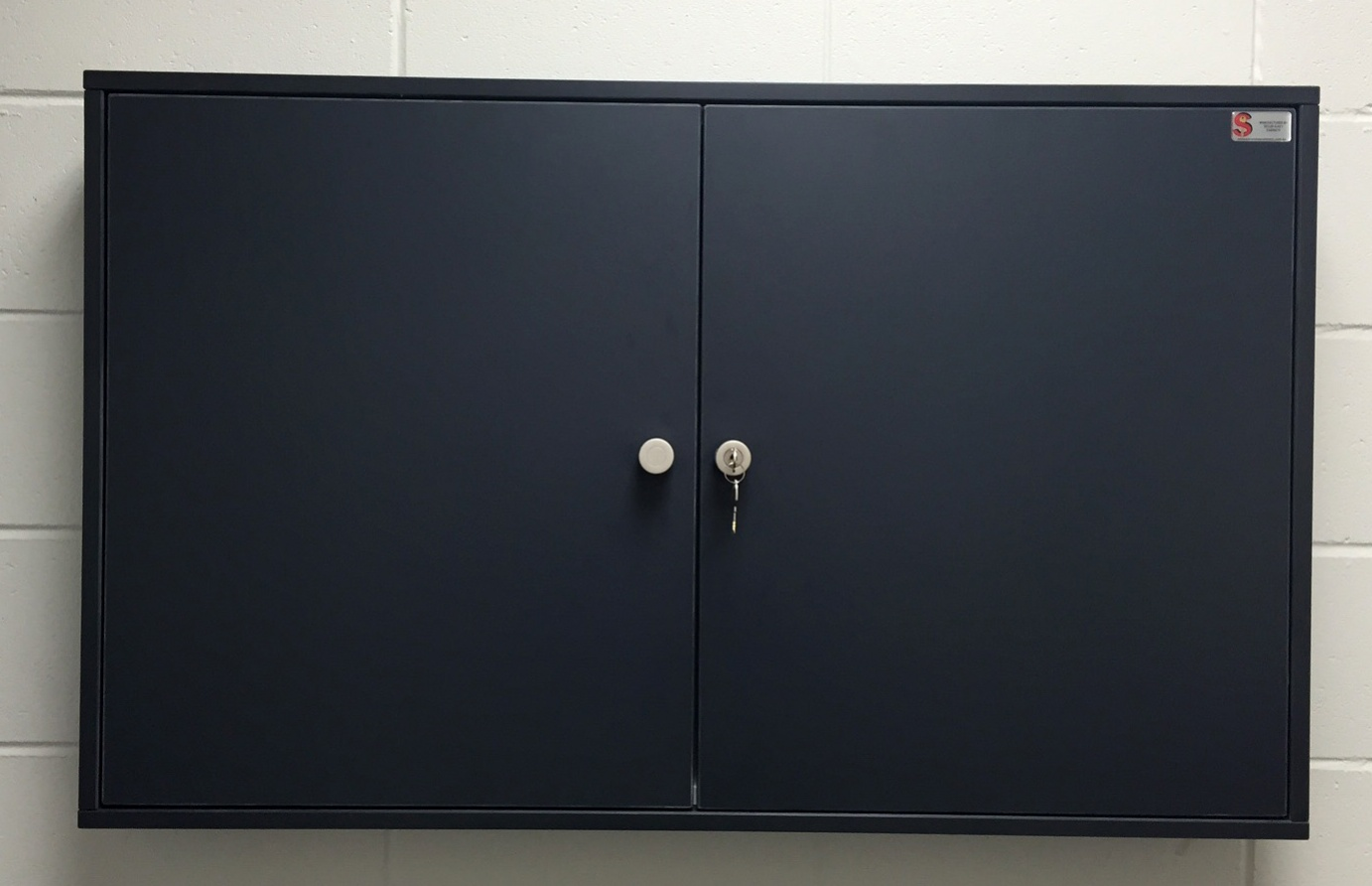 Secur-a-key Cabinet (Colour: Anthracite)