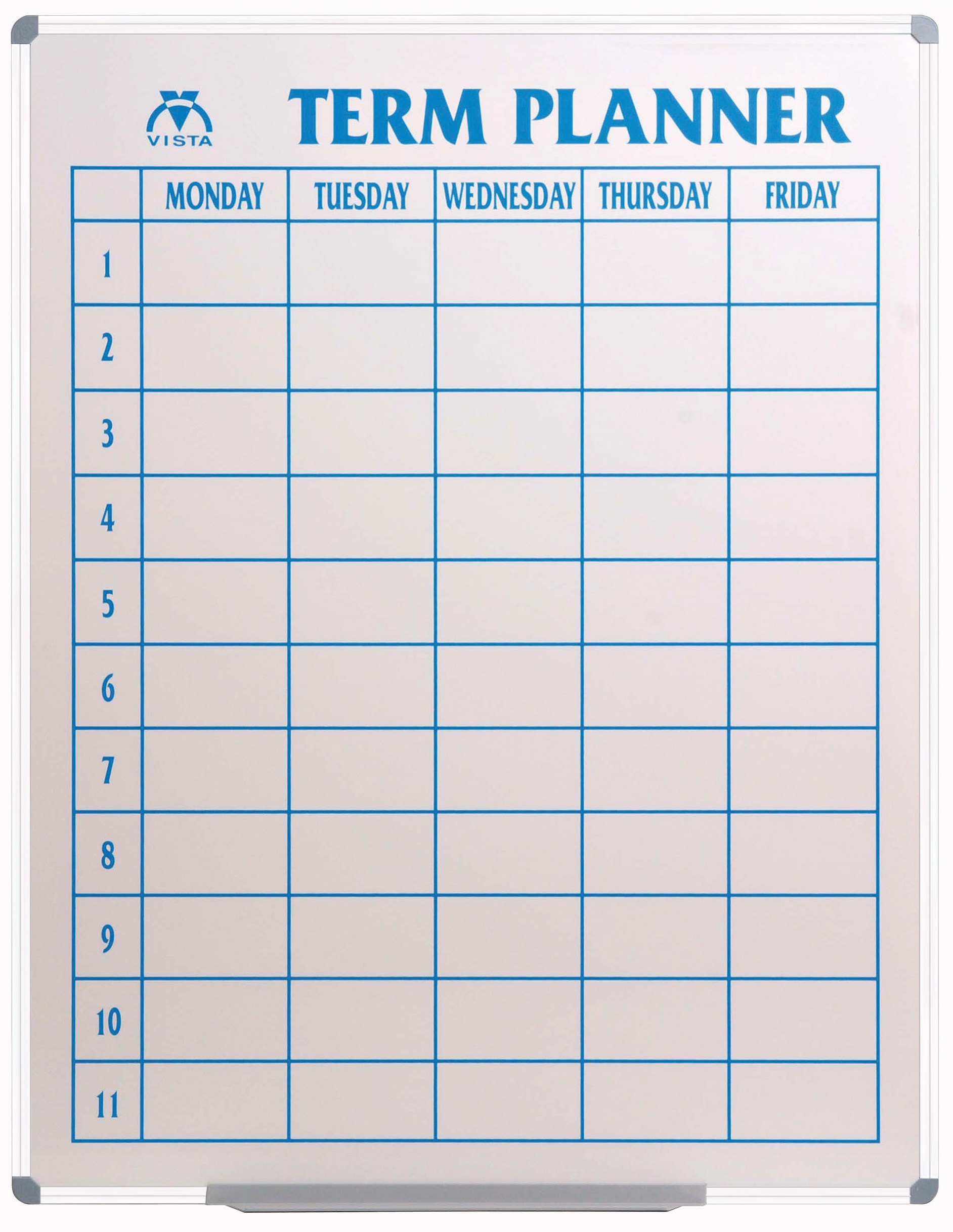 Porcelain Term Planner
