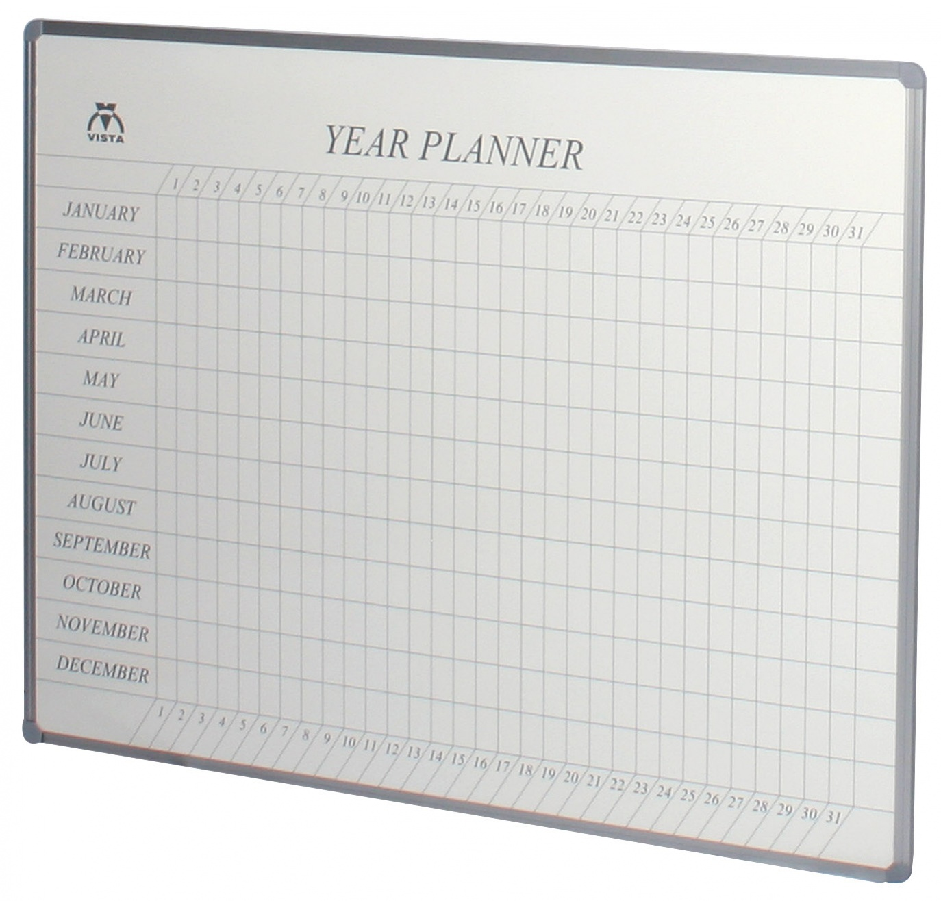 Year Term Planners On Porcelain And Commercial Whiteboards