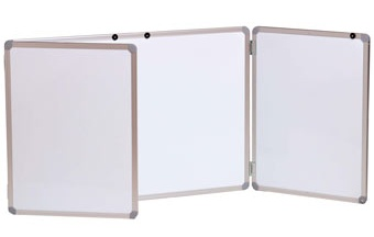Commercial Whiteboard Interior and Exterior