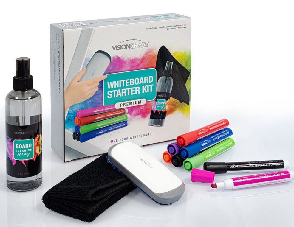Whiteboard Essentials Starter Kit