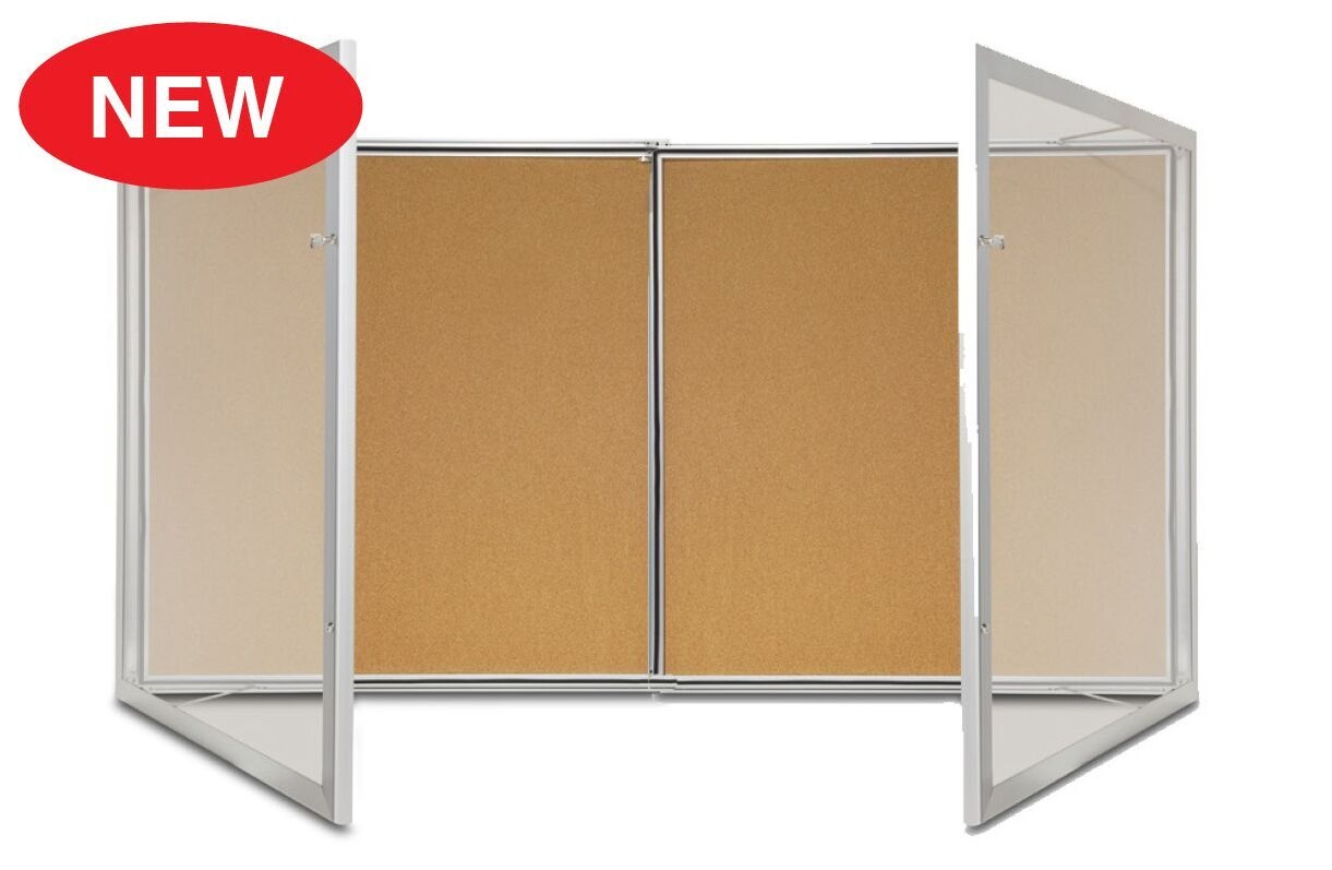TX1390 Cork Backing *Double Doors*