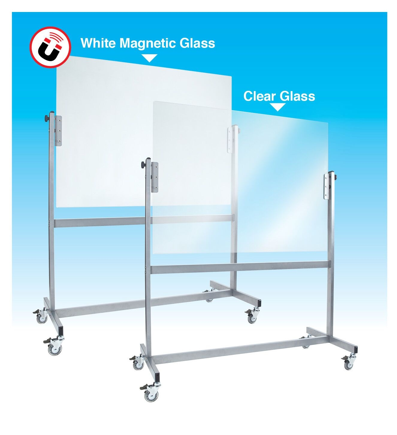 Space Mobile Glassboards