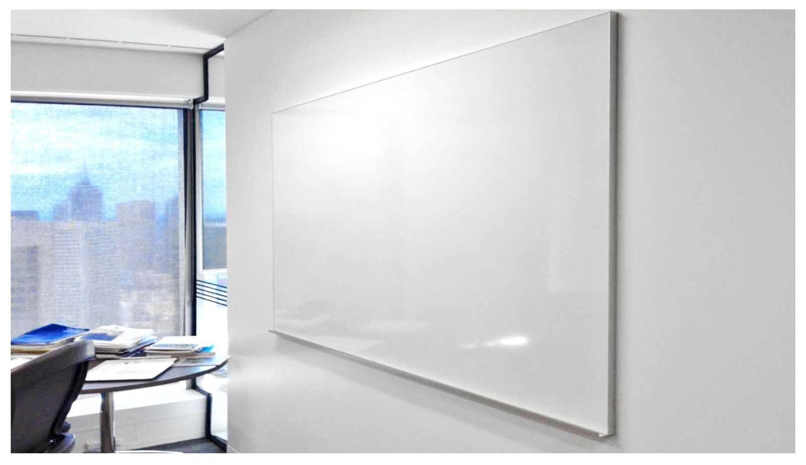Vitreous Enamel Porcelain Whiteboard