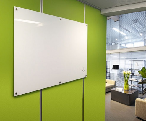 Magnetic Glass White Boards Glass Black Boards Ipswich